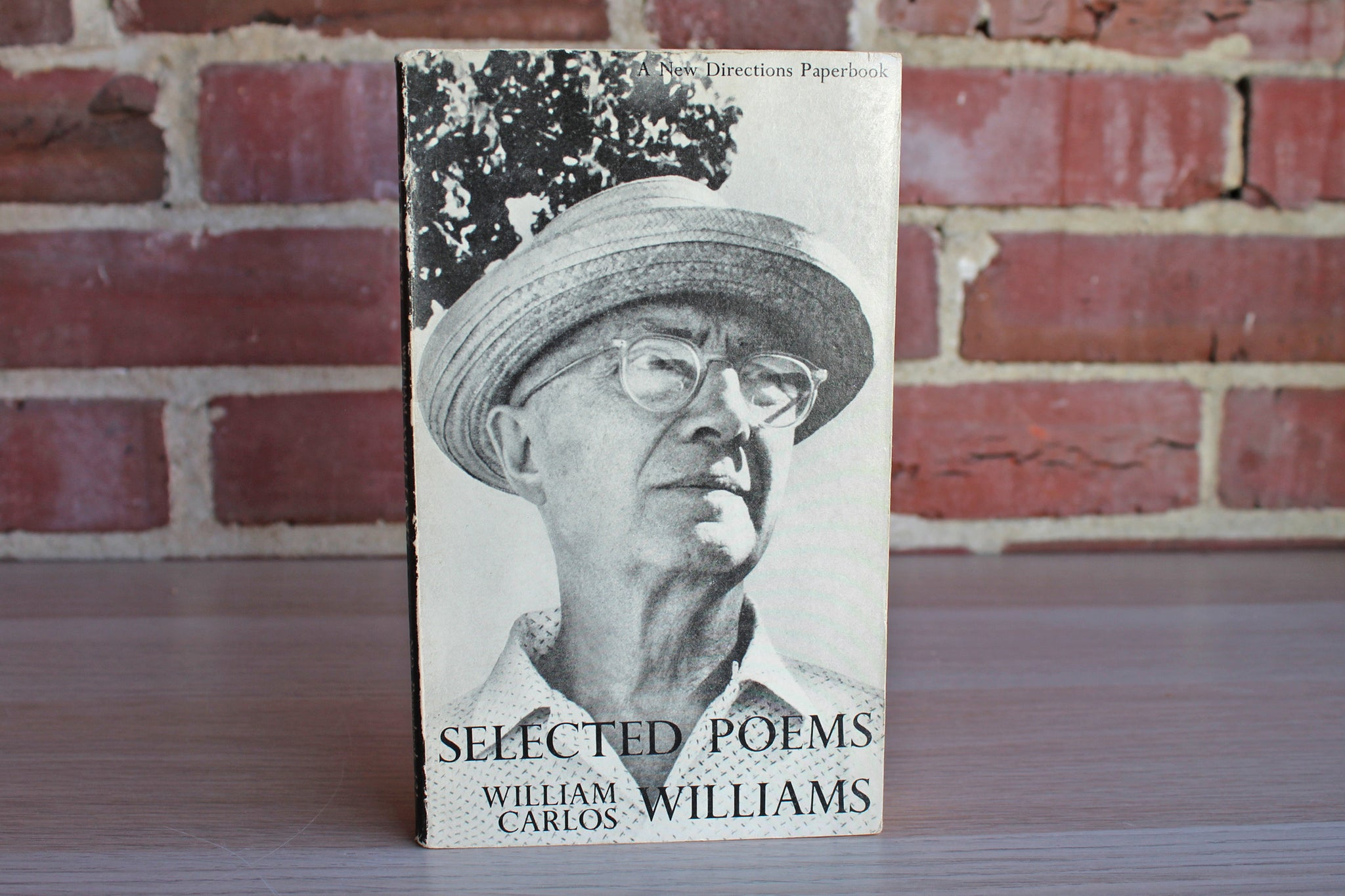 The Selected Poems of William Carlos Williams