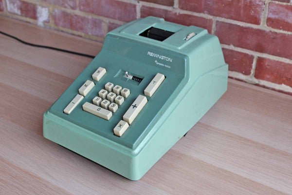 Remington Sperry Rand Electric Adding Machine