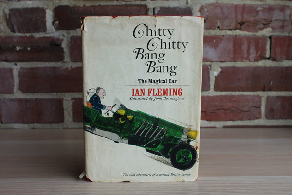 Chitty Chitty Bang Bang The Magical Car by Ian Fleming