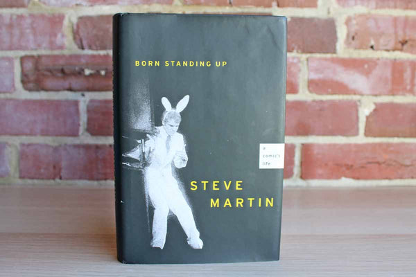 Born Standing Up by Steve Martin