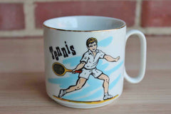 Tennis Novelty Mug