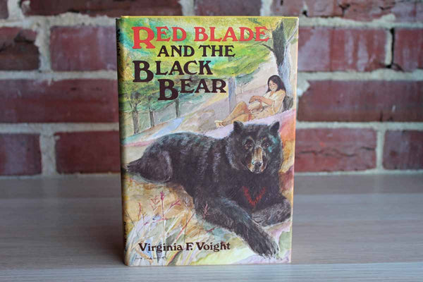 Red Blade and the Black Bear by Virginia F. Voight