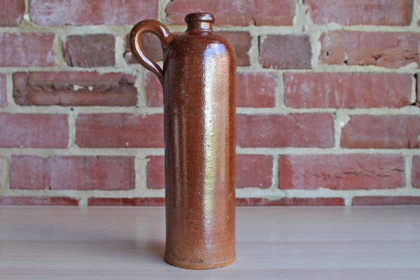 Tall Stoneware Ink Bottle