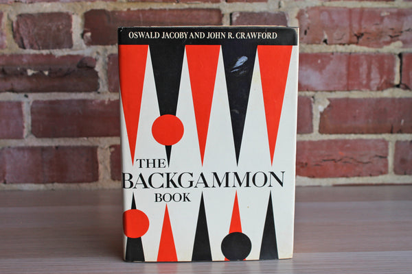 The Backgammon Book by Oswald Jacoby and John R. Crawford