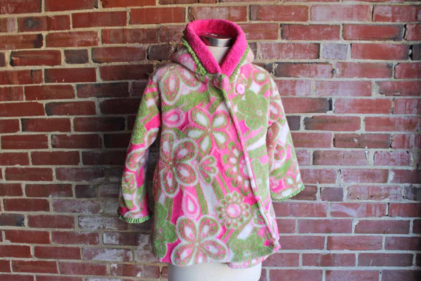Corky & Company (Massachusetts, USA) Warm Soft Hooded Jacket, Girls Size 6