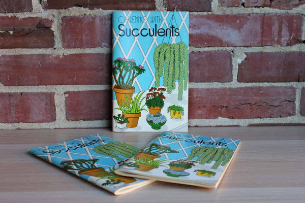 Gardening with Succulents by Rex E. Mabe