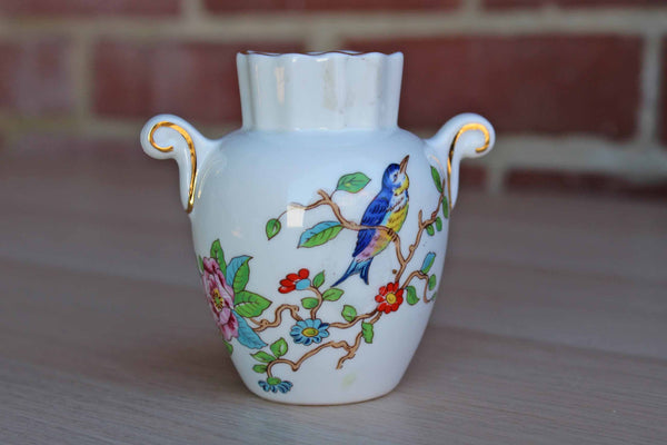 Aynsley (England) Pembroke Bone China Bud Vase