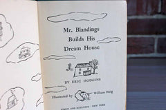 Mr. Blandings Builds His Dream House by Eric Hodgins and Illustrated by William Steig
