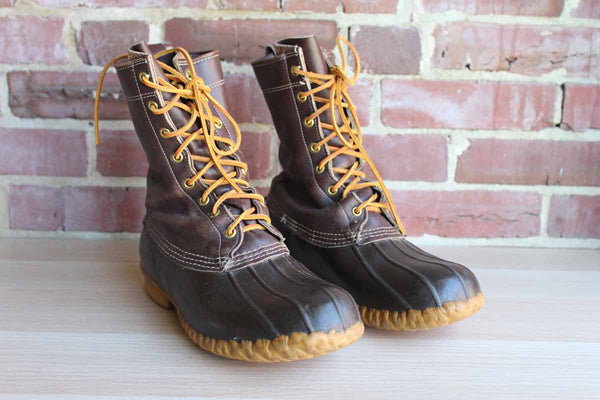 L.L. Bean (Maine, USA) Maine Hunting Shoe, Size 9