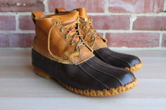 L.L. Bean Maine Hunting Shoe, Men's Size 12