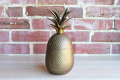 Brass Lidded Pineapple