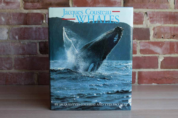 Whales by Jacques-Yves Cousteau and Yves Paccalet