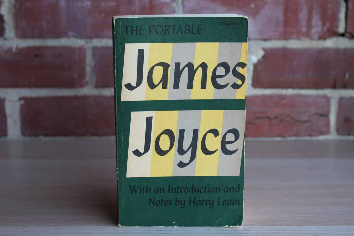 The Portable James Joyce with an Introduction and Notes by Harry Levin
