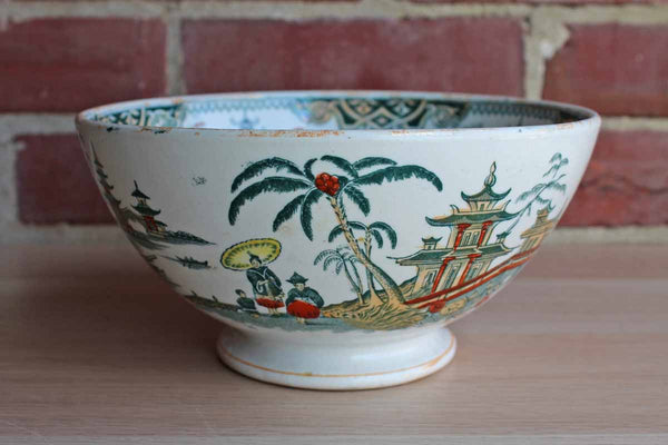 Petrus Regout & Co. Maastricht (Holland) HONC Series Serving Bowl