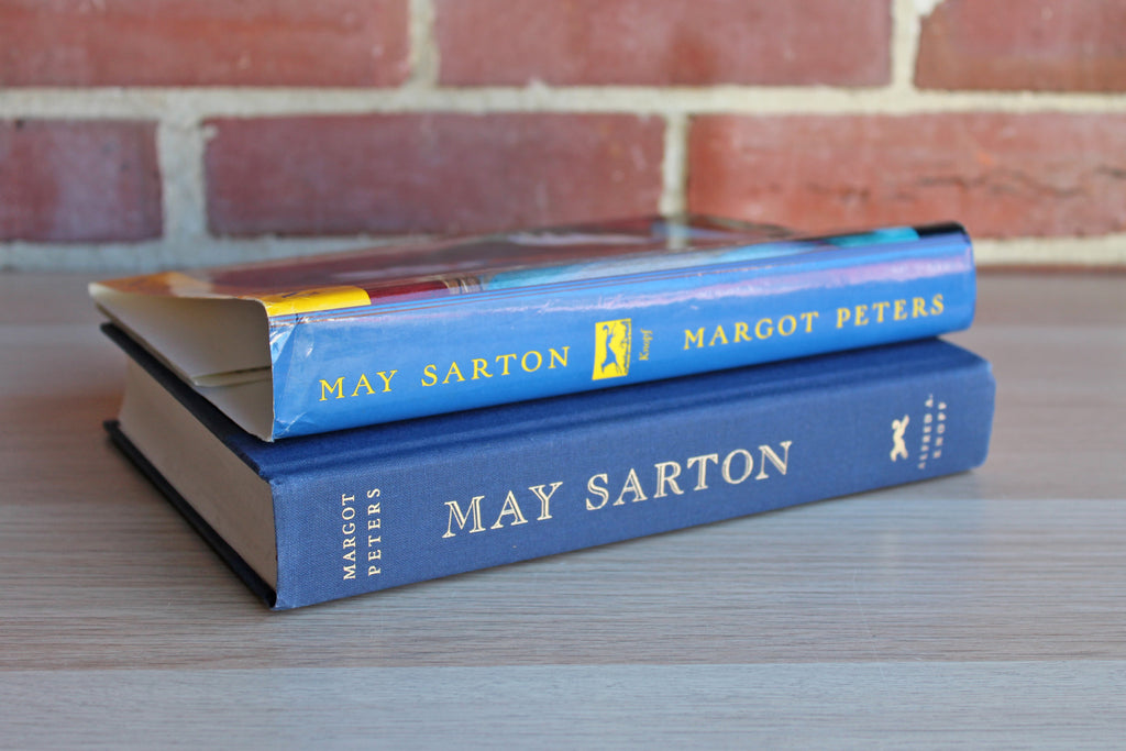 May Sarton A Biography By Margot Peters Theidealhandlaundry