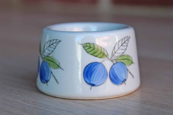 Arabia (Finalnd) Small Bowl with Hand-Painted Fruit