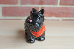 UOGC (Taiwan) Black Terrier with Red Bandana Coin Bank