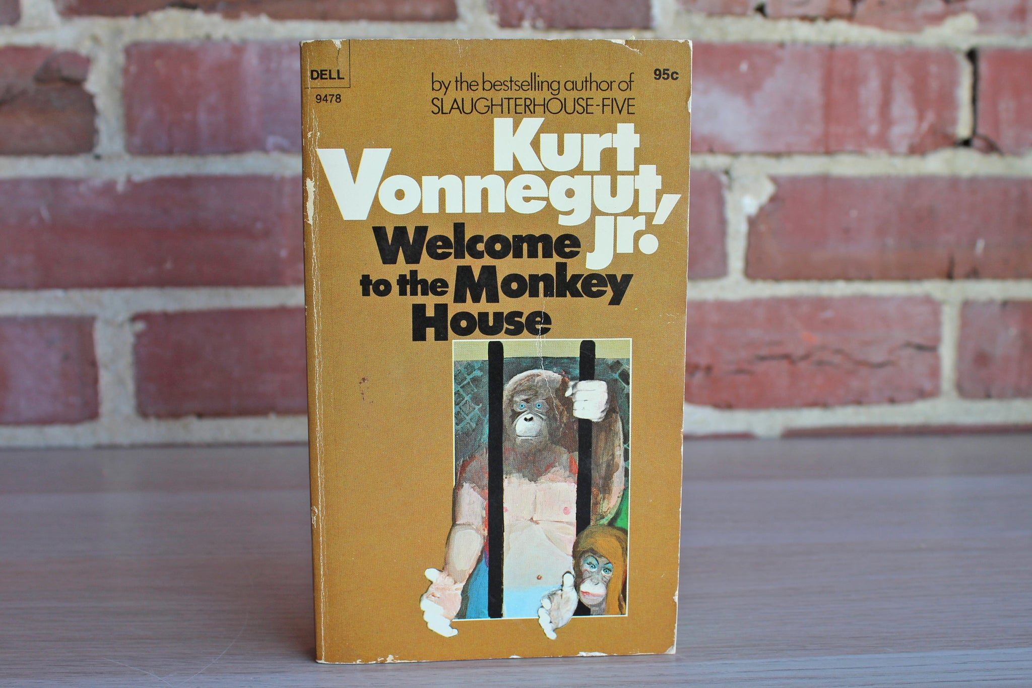 Welcome to the Monkey House by Kurt Vonnegut, Jr.