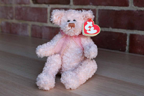 Ty Inc. (Illinois, USA) 2000 Attic Treasures Scarlet the Pink Bear
