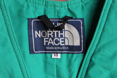 The North Face Green Quilted Vest, Children's Size 10