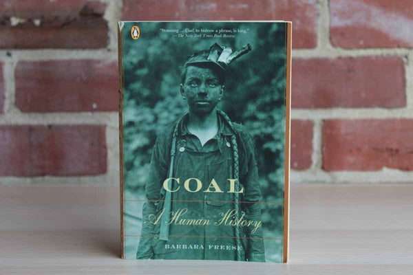 Coal:  A Human History by Barbara Freese