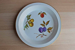 Royal Worcester (England) Evesham Pie Serving Plate