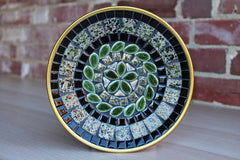 The Mosaic Studio (Florida, USA) Ceramic Mosaic Tile Dish