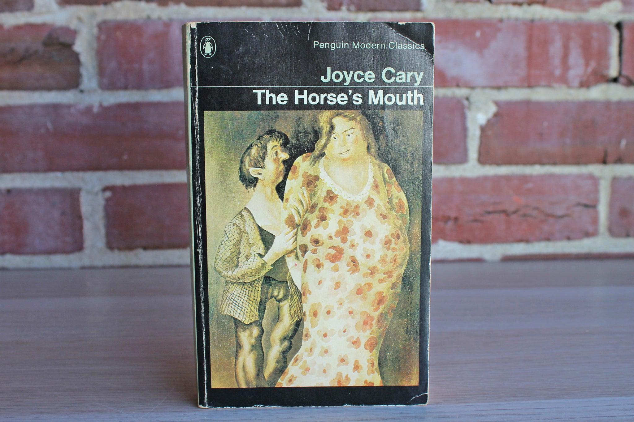 The Horse's Mouth by Joyce Cary
