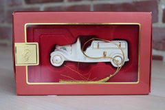 Lenox (China) Fine China Fire Engine Christmas Ornament