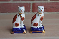 Regal Cats Salt and Pepper Shakers