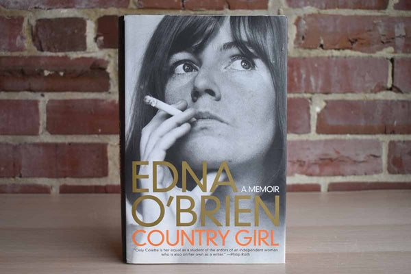 Country Girl:  A Memoir by Edna O'Brien