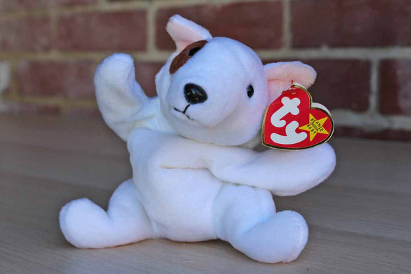 Ty Inc. (Illinois, USA) 1998 Butch the Terrier Beanie Baby