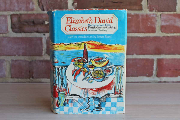 Elizabeth David Classics with an Introduction by James Beard