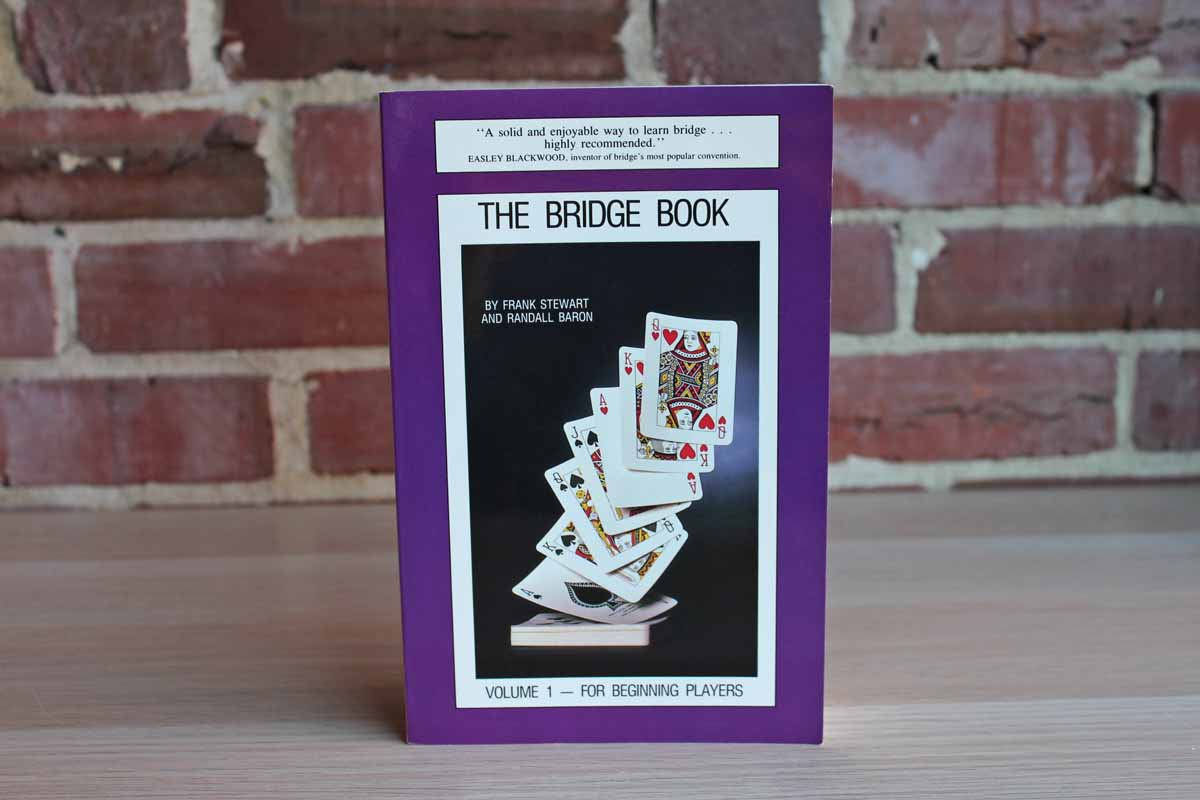 The Bridge Book Volume 1 For Beginner Players by Frank Stewart and Randall Baron