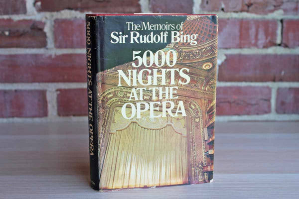 5000 Nights at the Opera:  The Memoirs of Sir Rudolf Bing