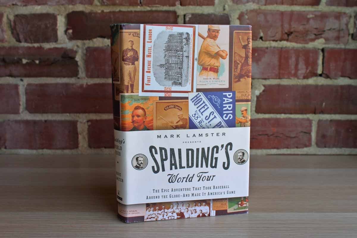 Spalding's World Tour by Mark Lamster