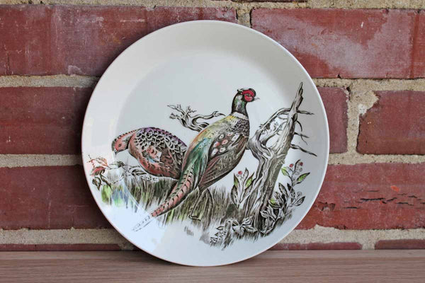 "Johnson Brothers (England) Game Birds ""Pheasant"" Plate"