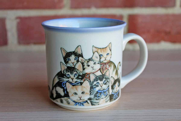 One Can Never Have Too Many Cats! Ceramic Coffee Mug
