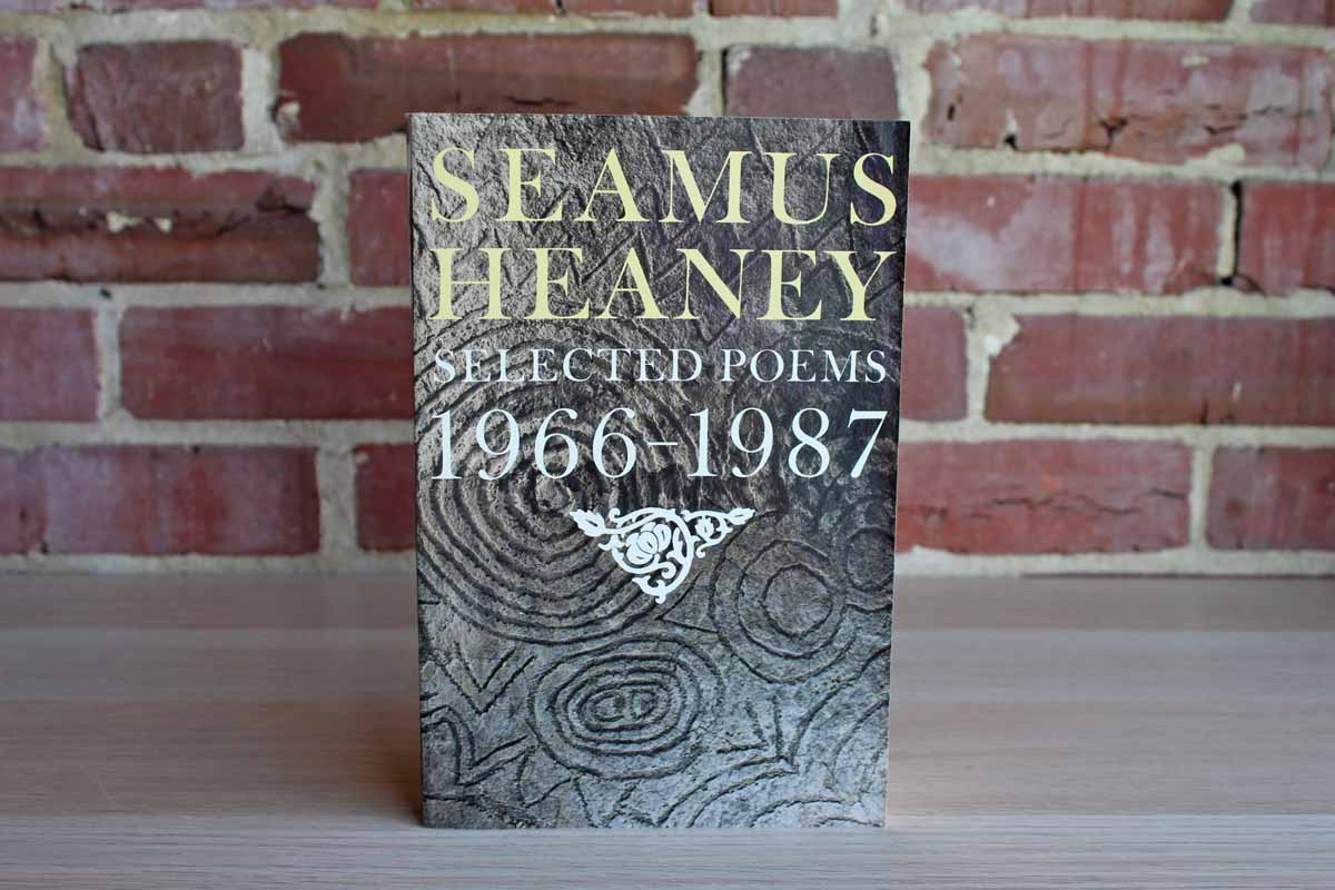 Seamus Heaney Selected Poems 1966-1987