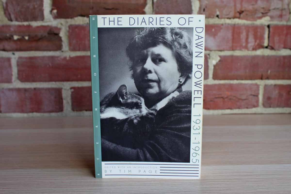 The Diaries of Dawn Powell 1931-1965 Edited by Tim Page