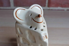 Ceramic Mouse Parmesan Cheese Shaker