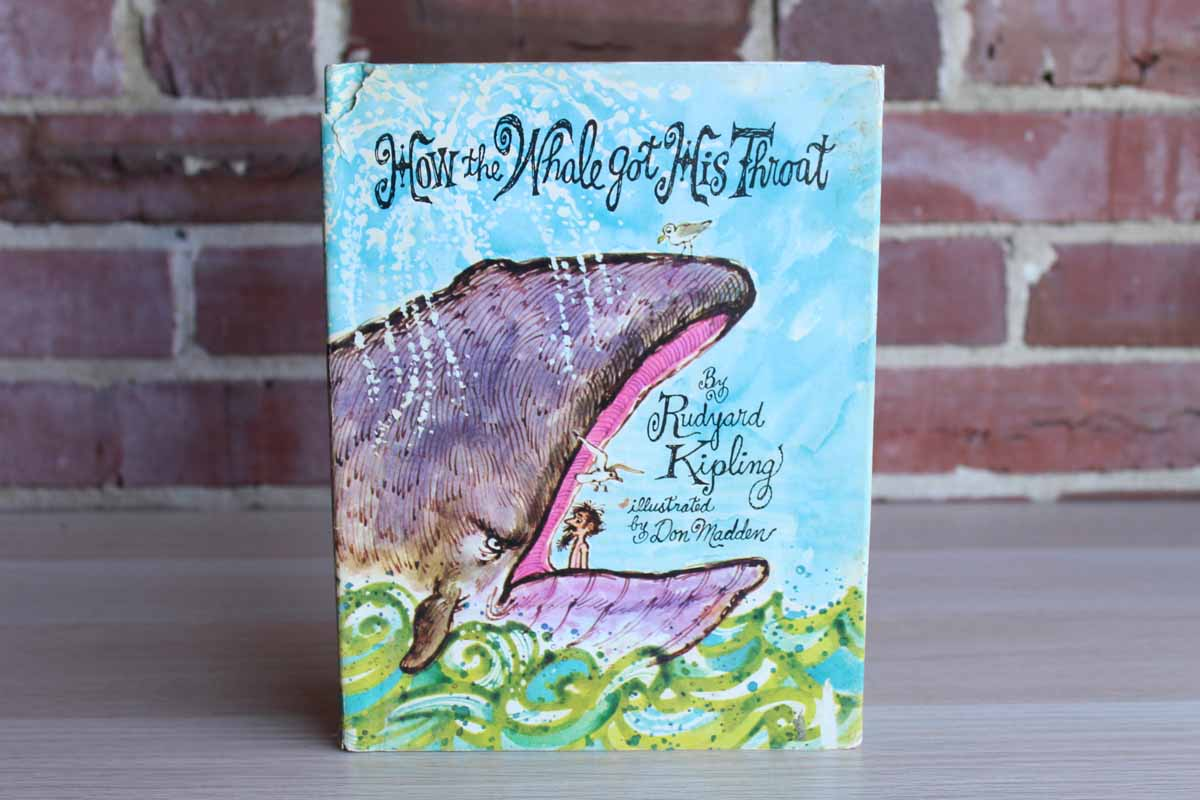 How the Whale Got His Throat by Rudyard Kipling