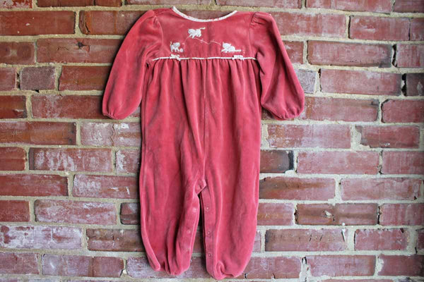 Gymboree 18-24 Months Baby Onesie with Playing Kittens