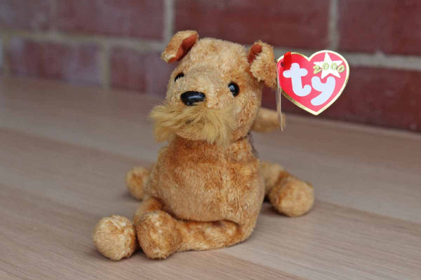 Ty Inc. (Illinois, USA) 2000 Whiskers the Dog Beanie Baby