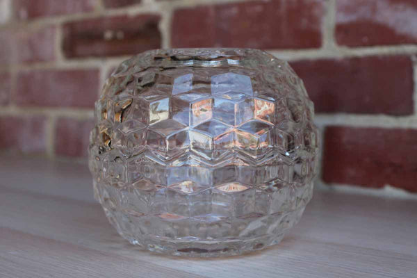 Fostoria Glass Company (West Virginia, USA) American Clear Votive Dish