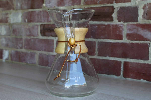 Chemex (Massachusetts, USA) 6-Cup Pour Over Coffee Maker
