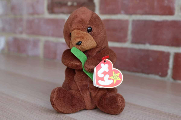 Ty Inc. (Illinois, USA) 1996 Seaweed the Otter Beanie Baby