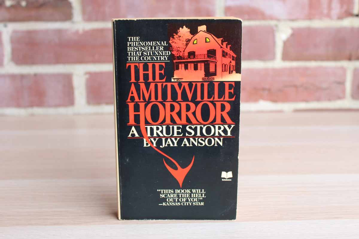 The Amityville Horror A True Story by Jay Anson