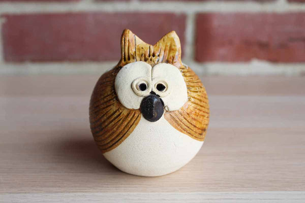 Ceramic Cat/Dog Pencil Holder