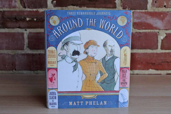 Around the World by Matt Phelan